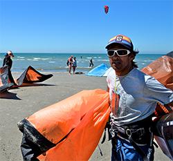 Thomas - Moniteur ecole kitesurf Wimkite