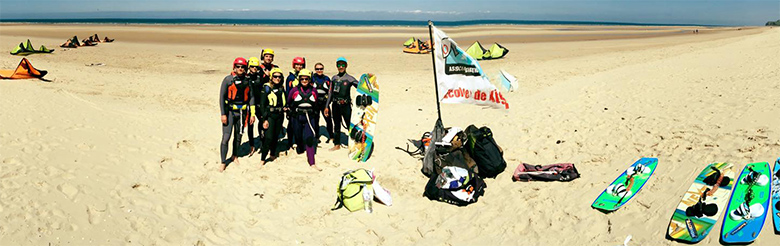 Wimkite Ecole kitesurf nord pas de calais