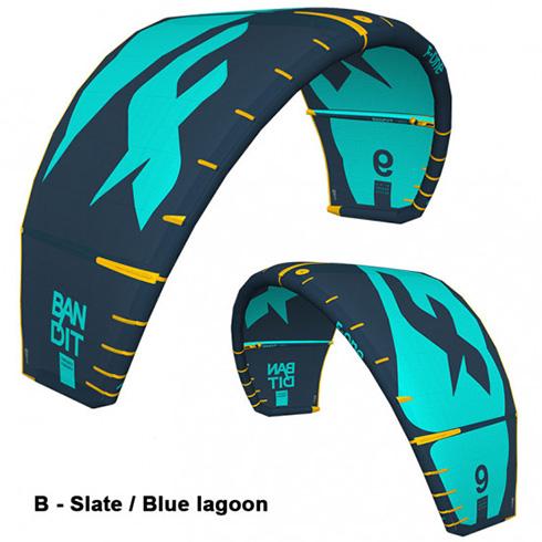 1- aile-de-kite-f-one-bandit-2020 slate:blue lagoon